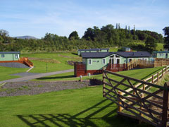 New Static Caravan and Holiday Home Pitches
